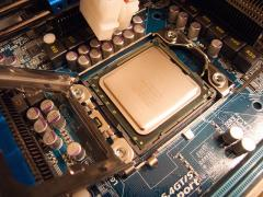 Photo of CPU by Nick Taylor.