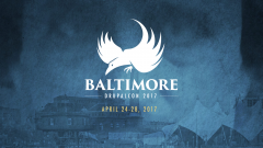 DrupalCon will be in Baltimore in 2017